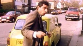 Lost Keys | Funny Clips | Mr Bean Official