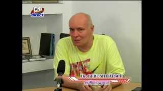Bebe Mihaescu La CNS TV Roman