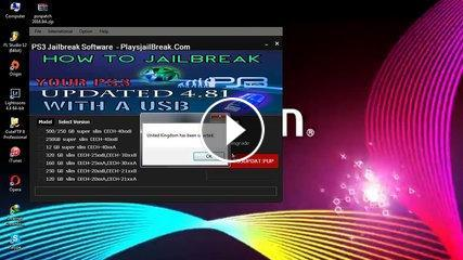 Collection] How to Jailbreak PS3 4 81 CFW - (PS3 Slim & Super Slim
