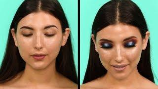 Eye Makeup Ideas & Tutorial | Awesome DIY Life Hacks by Blusher