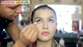 Tutorial Makeup Mata Barbie Simple & Mudah by ARI IZAM`