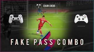 FIFA 19 Skills Tutorial   FAKE PASS COMBO