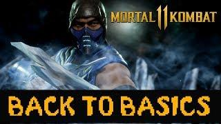 MK11 - From Kasual to Kompetitive - Back to Basics