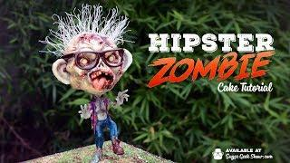 Hipster Zombie Tutorial Promo