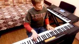 Croatian Rhapsody 2013 Piano Cover
