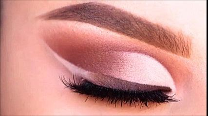 Makeup Tutorial - Cut Crease with Ombrè Eyeliner