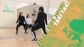 [FULL TUTORIAL] LISA X KIEL TUTIN CHOREOGRAPHY VIDEO 'TAKI TAKI' | Dance Tutorial by 2KSQUAD