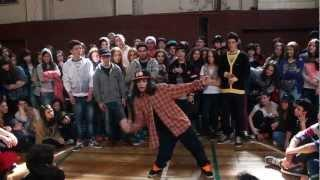 Preselection- Dubstep Dance -  El-Dub Fight Round III(Part 1)