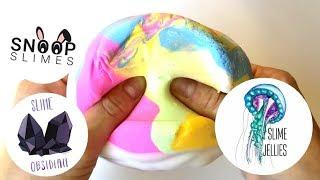 HOW TO MAKE FAMOUS SLIME + JELLY CUBE SLIME TUTORIAL!