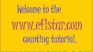 Learn English - Counting Tutorial