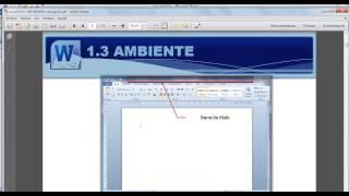EL MEJOR TUTORIAL MICROSOFT OFFICE WORD 2010 1- INTRODUCCION  FUNCIONES BASICAS FULL ESPAÑOL