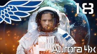 AURORA 4X   Spaceship Combat Part 18 - Aurora 4x Let's Play Tutorial Gameplay