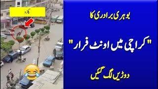 Camel Ran Away - Happens Only In Pakistan - Eid Ul Azha 2018 Funny Videos