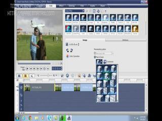 Video Editing- Ulead Video Studio Tutorial In Urdu Part 2