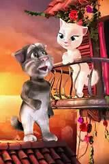 TALKING TOM PUNJABI FUNNY VIDEO..MUST WATCH..