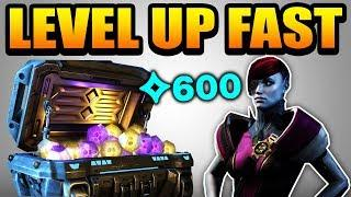 Destiny 2 Forsaken LEVEL UP FAST 600 POWER GUIDE 'Powerful Gear' Tutorial To Rank Up Fast!