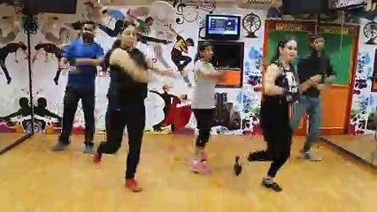 Easy Dance Steps On Kala Chashma | Baar Baar Dekho