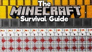 Introduction to Auto-Sorted Storage! ▫ The Minecraft Survival Guide (Tutorial Lets Play) [Part 45]