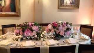 Centre De Table Mariage Pour Fleurs, Fruits, Feuillages Paris