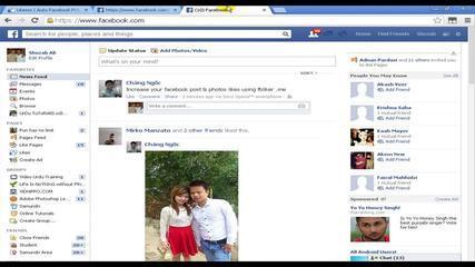 How To Increase Facebook Followers - Urdu Tutorial