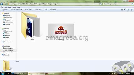 4A Logo Designing In Photoshop Urdu Hindi Tutorials By Emadresa