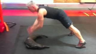 Bulgarian Bag Conditioning - Clap Press Up's