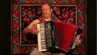 Balkan Accordion Music Huib Hölzken Йовано, Йованке - Bulgarian Macedonian - Victoria