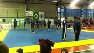 Rio All Star Campeão Brasileiro De Cheerleading 2012