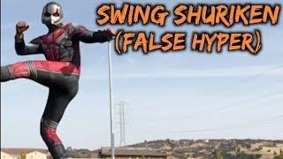 How to Swing Shuriken (False Hyper) | Tricking Tutorial #172