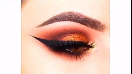 Makeup Tutorial - Burn Makeup/ Hot Look