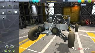 KSP Tutorial 10 - Rover Zum Mun - Teil 1: Bastelstunde [Deutsch | HD]