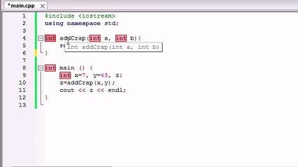 58. C++ Programming Tutorials - function Templates
