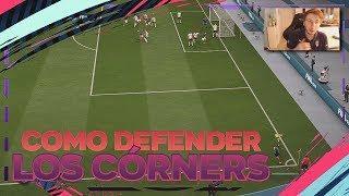 FIFA 19 Como Defender Los Corners Siempre TUTORIAL - Como Defender Profesionalmente Tiros De Esquina