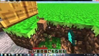 Minecraft Tutoriel FR Double-porte Automatique
