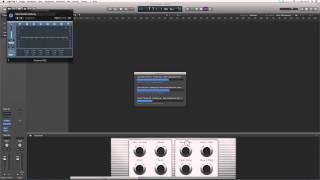 Logic Pro X Deutsch - Der Erste Überblick - Logic X Tutorial 1 - LogicX