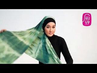Tutorial hijab kekinian #2