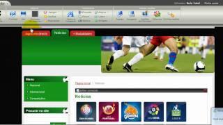 Mexer Melhor No Webnode Tutorial Português