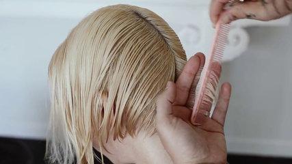 Bob Layered Haircut Tutorial
