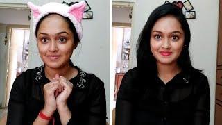 SUGAR - One Brand Makeup Tutorial || Office Wear Makeup || HEAVENLY HOMEMADE