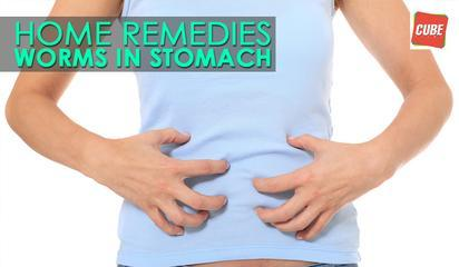 Worms In The Stomach Home Remedy | Health Tips