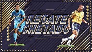 TUTORIAL - NUEVO REGATE CHETADO DE FIFA 18!!