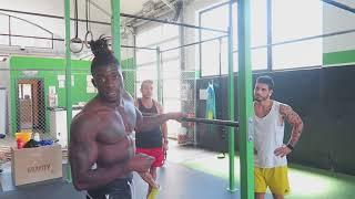 Muscle Up 360 IN 5 MINUTI!!!! TUTORIAL (by ShowtimeGp)