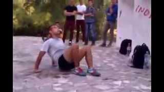 BEST FOOTBALL FREESTYLER IN THE WORLD (ALBANIAN
