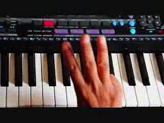 2 Hindi Piano Tutorial Lessons 2 आसान पियानो पाठ 2_low