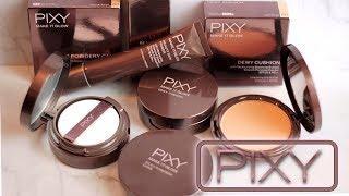 PIXY MAKE IT GLOW Review + Tutorial | suhaysalim