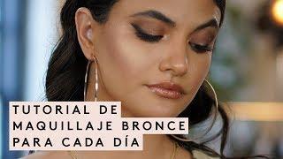 TUTORIAL DE MAQUILLAJE BRONCE PARA CADA DÍA | FENTY BEAUTY
