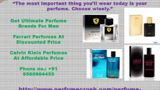 Perfume Brands For Men, Branded Perfumes For Men At Best Price