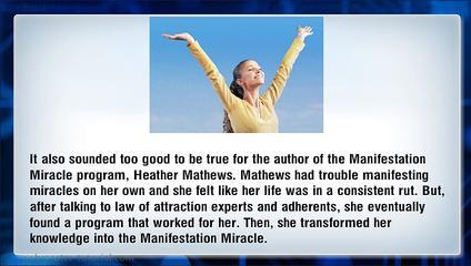 What Is Law Of Attraction?