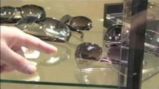 How To Pick Sunglasses : Women's Sunglass Styles