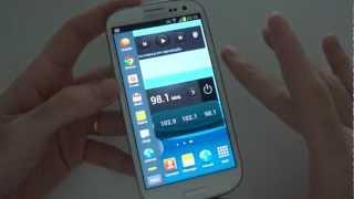 ROM - Samsung Galaxy S3 Com Android 4.1.2 - Multi-View E Nova Galeria - Smartzone